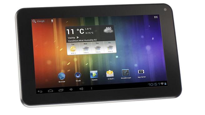 Intenso tablet