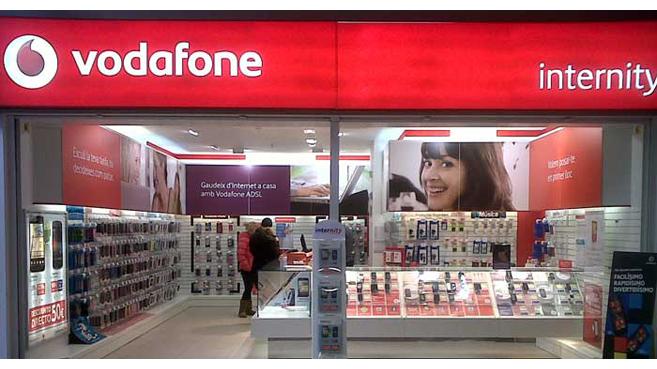 Vodafone utilizar su red de distribuci n para aumentar la for Oficina 4g vodafone