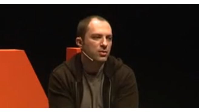 Jan Koum Ceo de WhatsApp en el MWC 2014