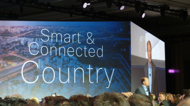John Chambers, Cisco Partner Summit 2014 2