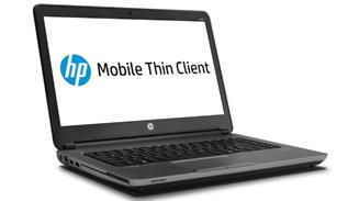 HP Thin Client Mobile