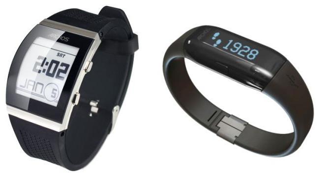 Pulseras de actividad y relojes inteligentes calan en for Tipos de pulseras