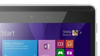 Detalle del HP Pro Tablet 608