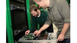 Sistemas de almacenamiento Dell en la Universidad de Canberra