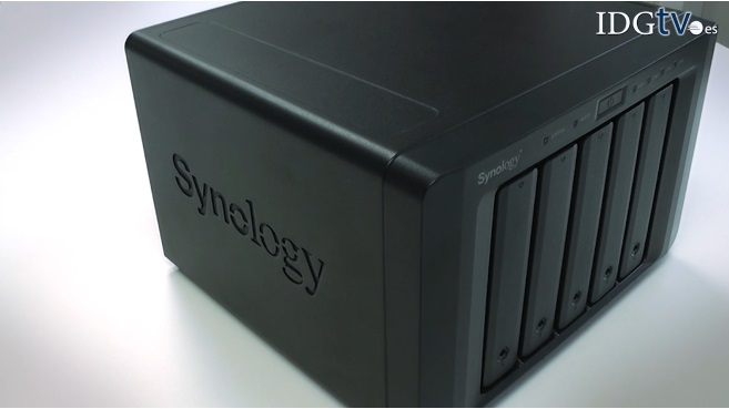 Análisis del NAS Synology DS1515