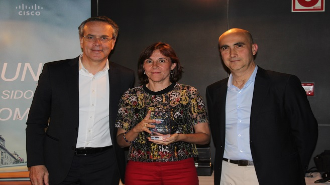 tecnocom premio cisco