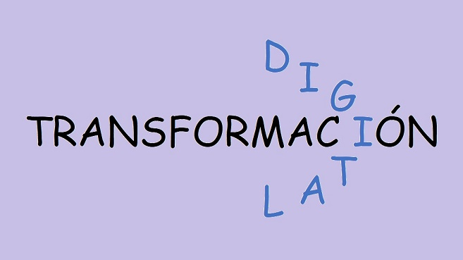 Transformacion Digital - flecha
