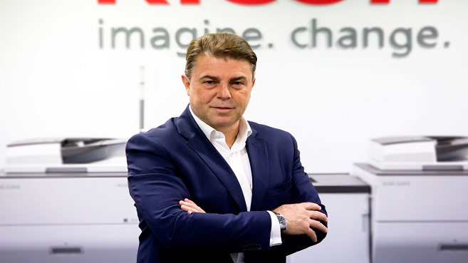 Ignacio Llano es el nuevo director de canal de Ricoh España