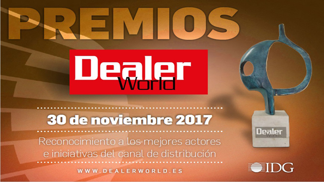 Premios DealerWorld 2017