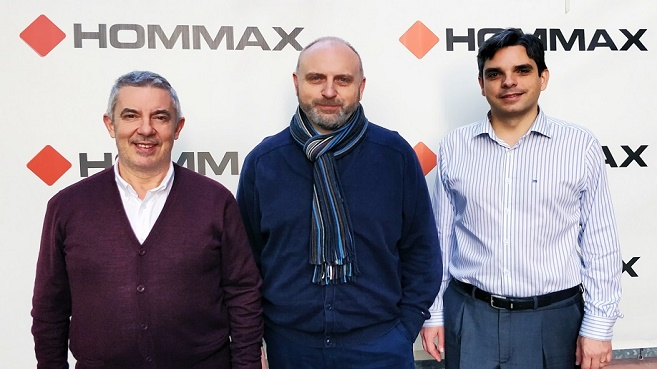 Hommax se incorpora al canal de distribución de Risco Group
