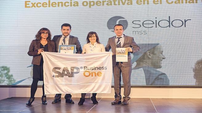 SAP reconoce la trayectoria de Seidor en nuestro país
