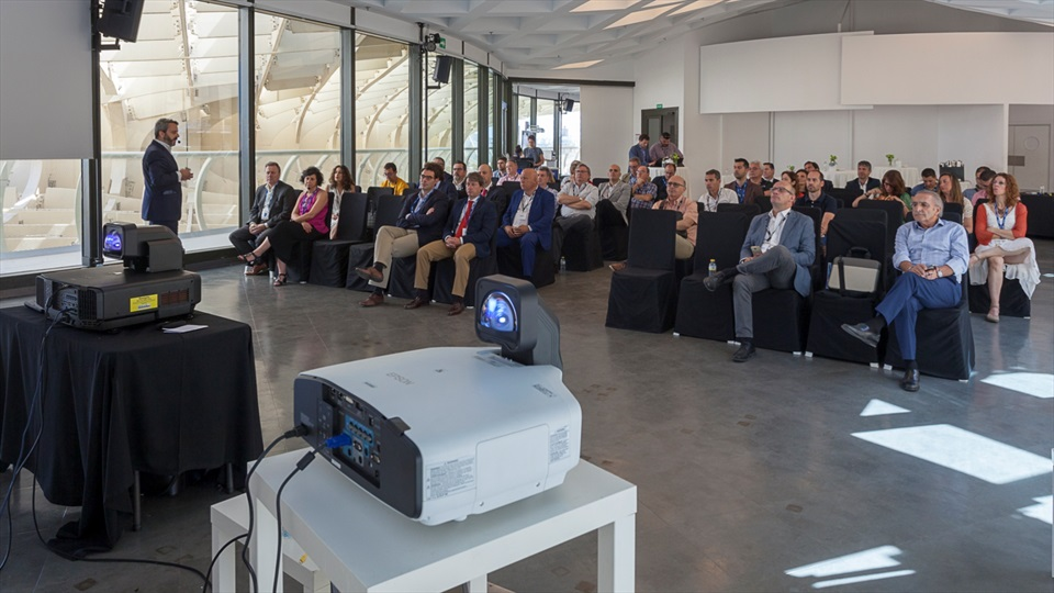 El Business Partner Roadshow 2018 de Epson llega a Madrid