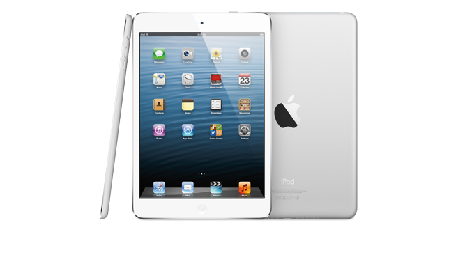 iPad Mini Blanco