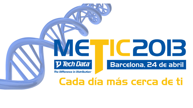 Tech Data METIC 2013