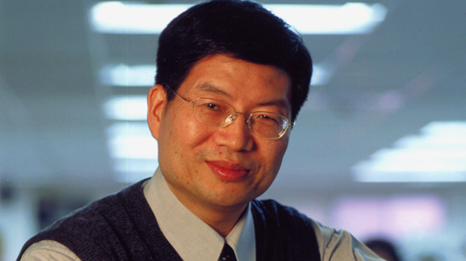 Jerry Shen CEO Asus