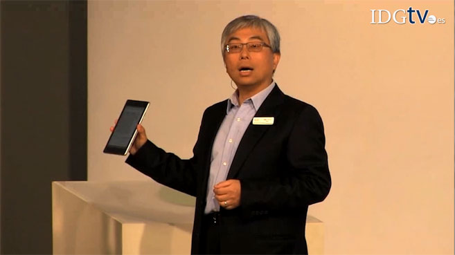 Acer presenta el Iconia A1_video