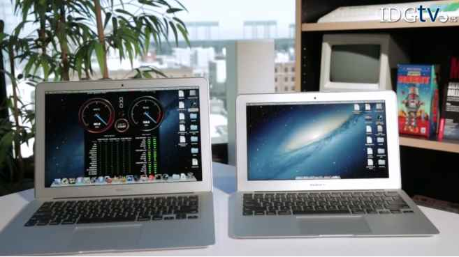 Nuevos MacBook Air