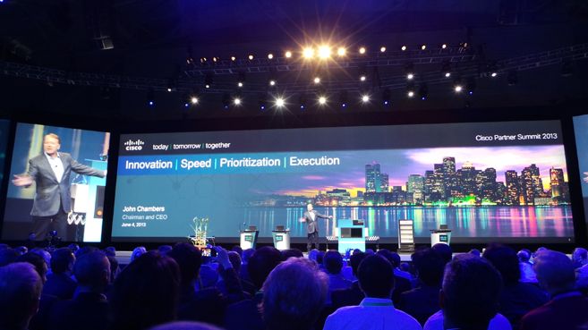 Cisco Partner Summit 2013 4