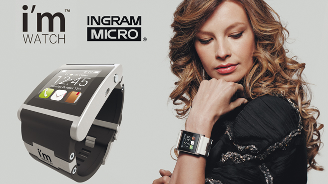 Ingram Micro reloj inteligente