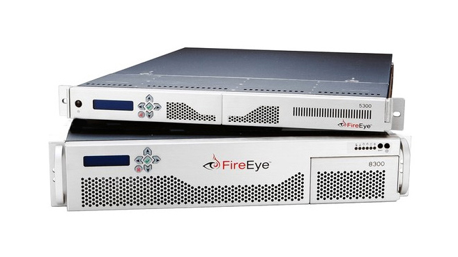 FireEye appliances