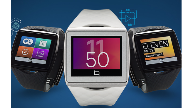 toq. smartwatch de Qualcomm