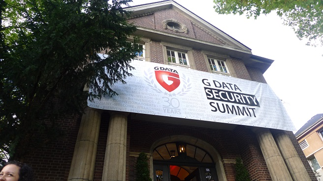 G DATA Security Summit Bochum