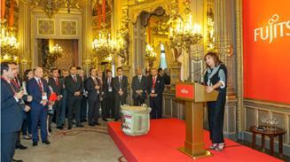 Acto de Inauguración del Centro de Investigación Europeo