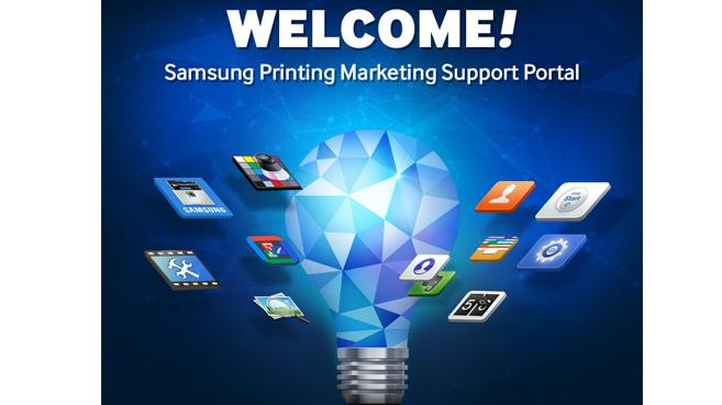 Samsung proporciona soporte de marketing a su canal de for Distribuidores samsung