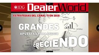 DealerWorld portada enero
