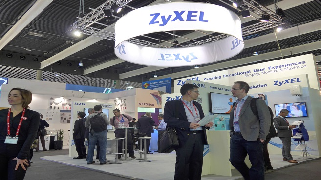 stand Zyxel
