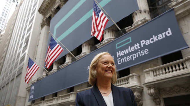Meg Whitman HPE