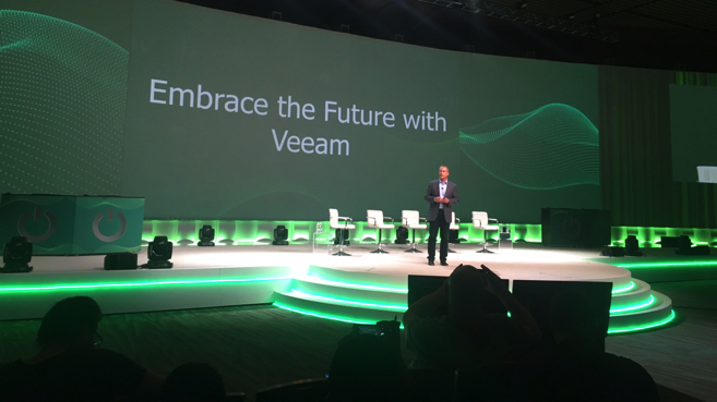 Peter Mckay, Veeam Software