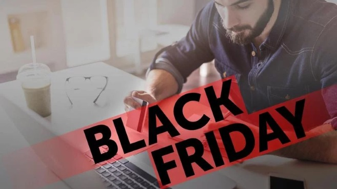 Black Friday usuario online