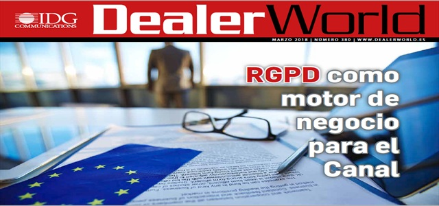 DealerWorld portada marzo 2018
