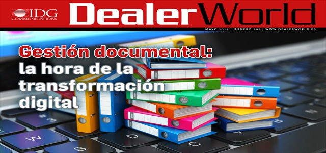 DealerWorld portada mayo 2018