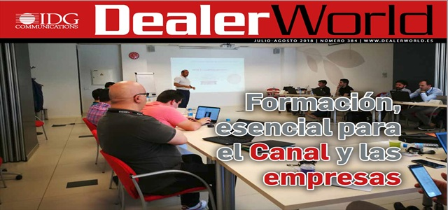 DealerWorld portada julio 2018