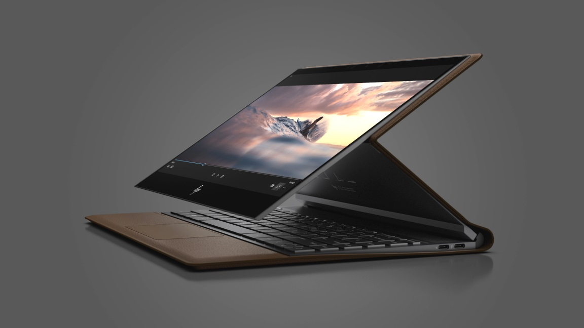 HP Spectre Folio 2018