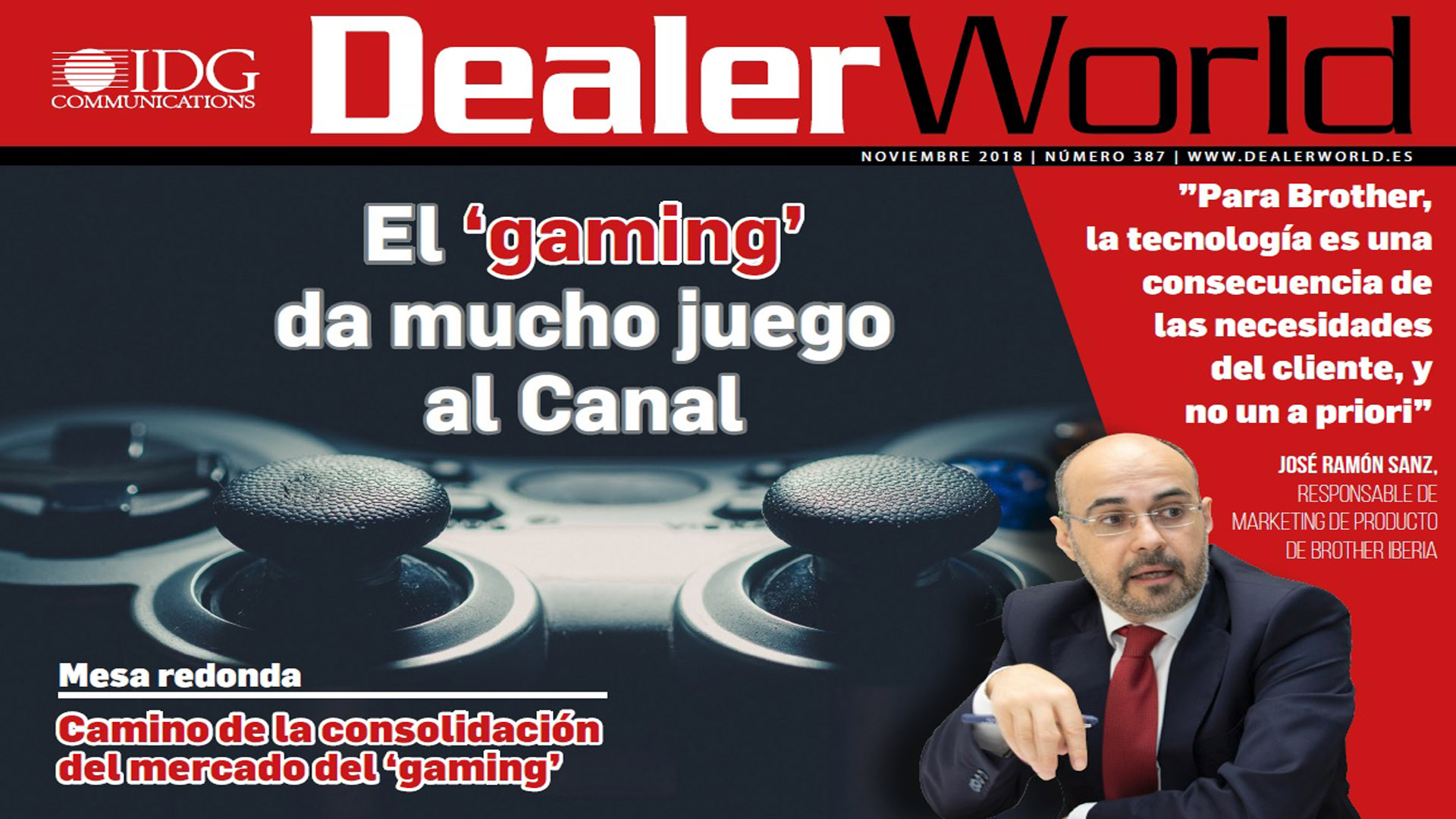 Portada DealerWorld 387