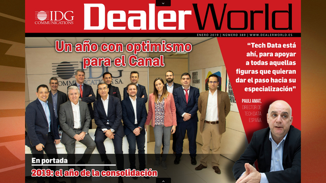 DealerWorld portada enero 2019