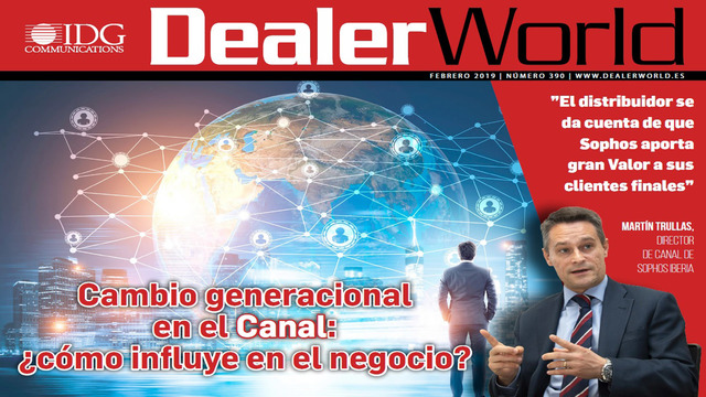 Portada DealerWorld 390