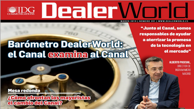 DealerWorld portada marzo 2019