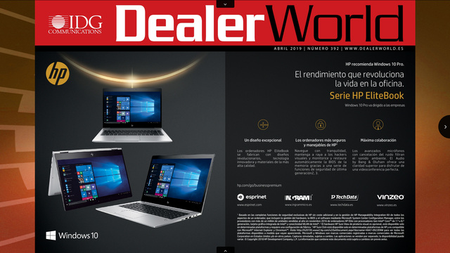 DealerWorld portada abril 2019