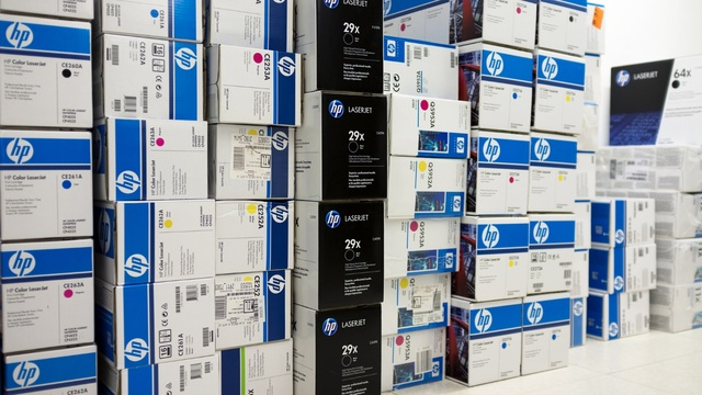 HP toneres originales