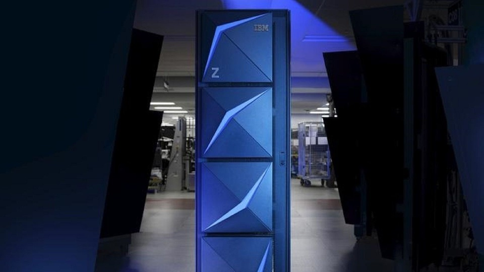 IBM - z15 mainframe