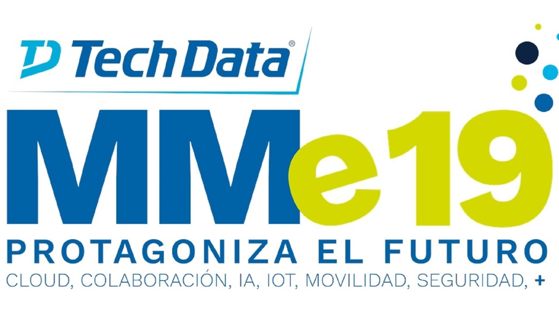 Tech Data - Logo MMe19