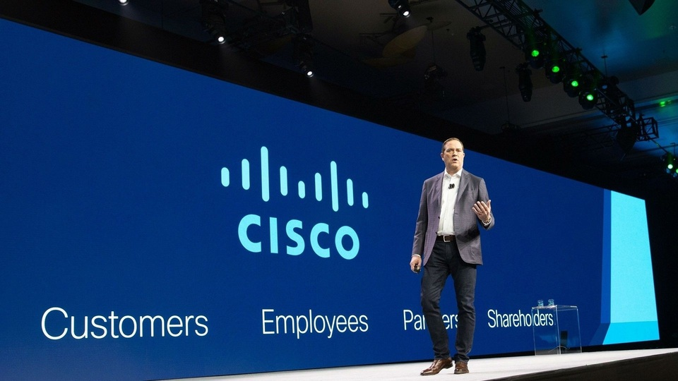 Cisco Partner Summit