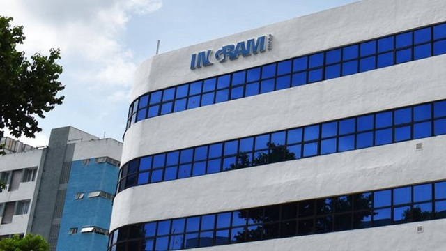 Ingram Micro - edificio