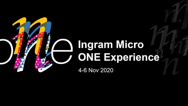 Ingram Micro ONE Experience